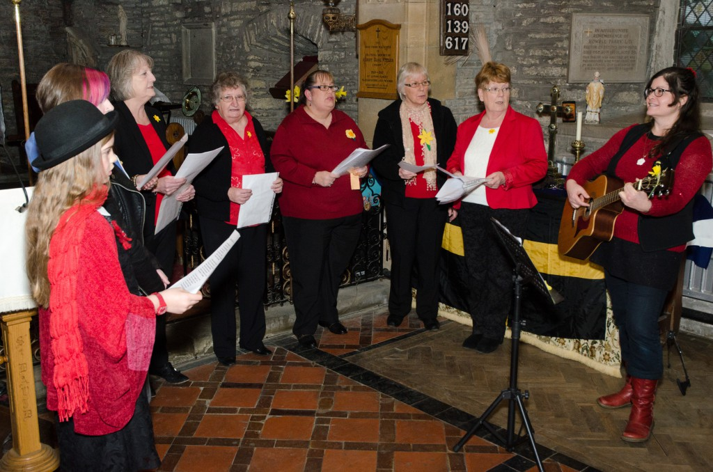 St Davids Day Concert Betws Church 4_
