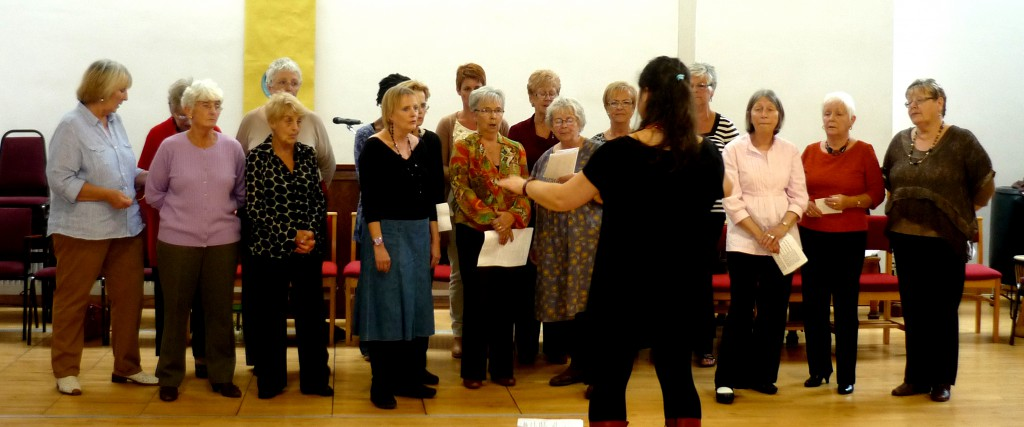porthkerry singers wide